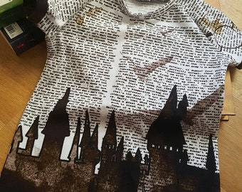 2t Harry Potter Castle Raglan