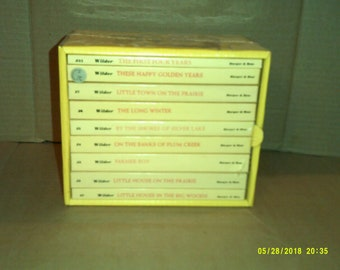 The Complete Set of Laura Ingalls Wilder's Little House Books