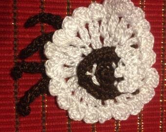 Crochet PDF Pattern Cute Sheep instant download