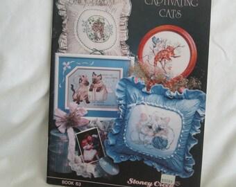 Captivating Cats book