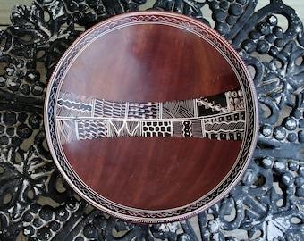 Vintage Tribal Bowl