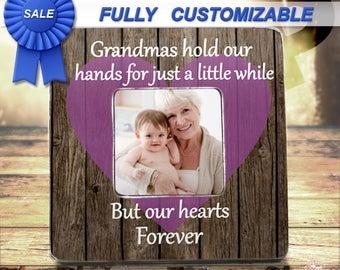 Grandma Gift New Grandmother Gift Nana Gift Gifts For Grandma Gift For Grandma Pregnancy Reveal Grandma Birthday Personalized Grandma Frame