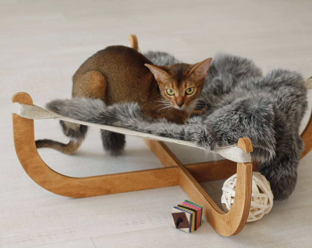 Cat Furniture That Has The Color And Design Like Trees