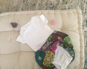 Baby Girl onesie dress