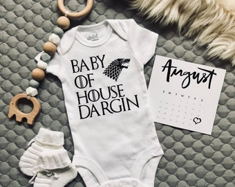 Game Of Thrones Baby Etsy