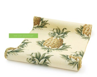 """Pineapple Table Runner by We Can Package - 14"""" x 108"""""""