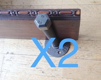 Industrial wall mount X 2