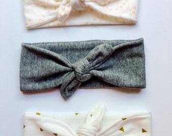 Knot Tie Headband
