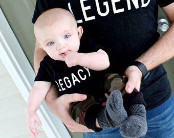 Legend/Legacy Daddy and me set