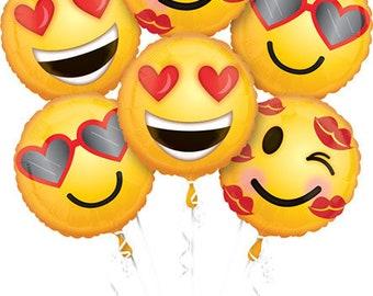 Emoticon Love Bouquet