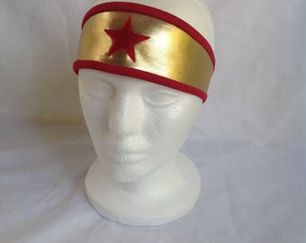 iGlow red star headband