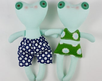 SALE Tiny Twins- Thomas & Milly PDF Pattern