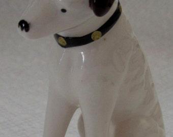"3"" Nipper Victor Edison Dog Ceramic ~ 3"" Figure"