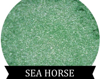 SEA HORSE Sea foam Green Eyeshadow