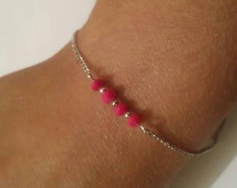 Crystal chain steel Beads Bracelet Crystal bracelet chain bracelet