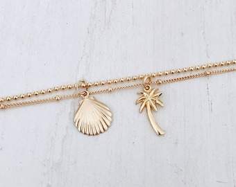 Tropical Vibes Anklet