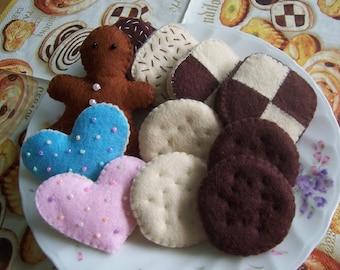 Cookies  -no.02 -  PDF pattern