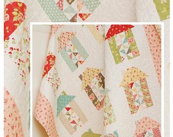 The Pattern Basket Buttercup Lane quilt pattern