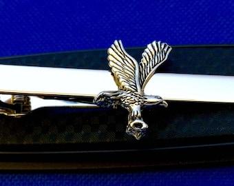 Eagle Tie Clip Bald Eagle USA Tie Bar~Free Domestic Shipping!!!