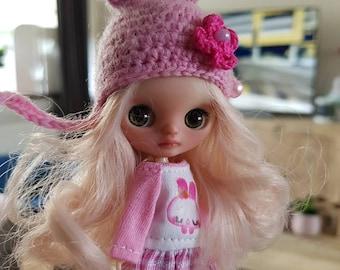 Custom petite blythe doll's (Price = inclusief fake petite doll)