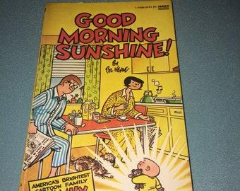 1980 - Good Morning Sunshine! - The Family Circus By Bil Keane - Paperback