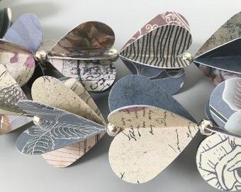 3D Paper Garland