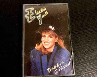Debbie Gibson Electric Youth Cassette Tape