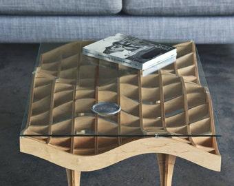 Undulating Table