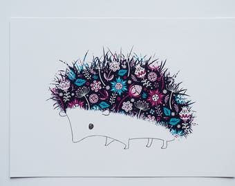 Bramble -- Art Print *LIMITED PRINT RUN*