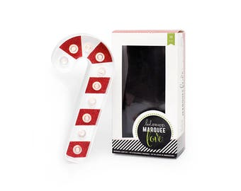 Heidi Swapp Marquee Candy Cane Kit