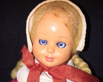 Vintage Made in Italy Doll