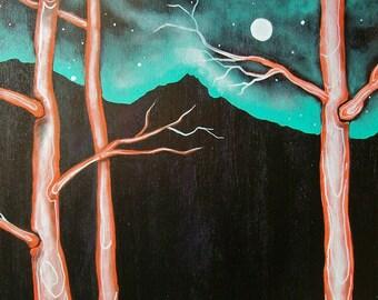 Art Card - Solstice by Aimee Babneau