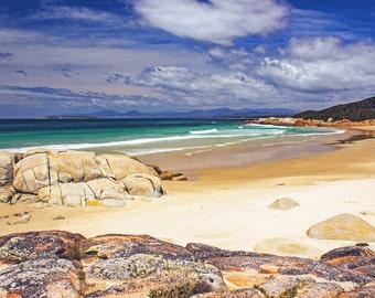 Coastal Wall Art, Beach Print, Beach Photo, Beach, Landscape Print, Digital Download