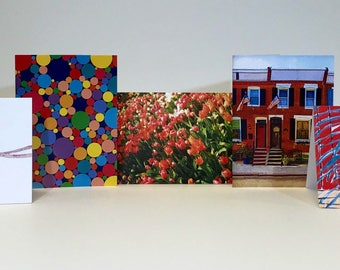 Note & Greeting Cards by Formerly Homeless Artists