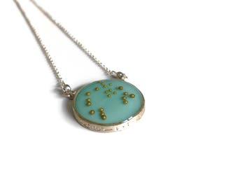 Sagittarius Constellation Necklace | Sterling Silver Zodiac Necklace | Sagittarius Necklace | Astrology Necklace | Sagittarius Gifts