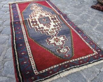 runner rug small,  runner vintage , SR40