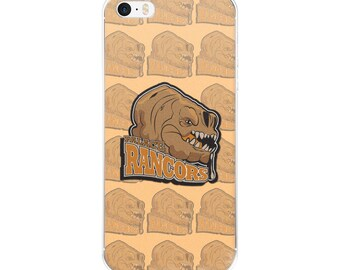 "Designer ""Palace Rancor"" Tatooine Sports, Star Wars  Inspired iPhone Case"