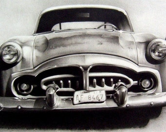 Utah Packard - Pencil Drawing