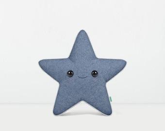 Étoile de mer - grande peluche