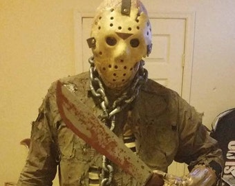 Part 3,4,5,6,7 horror machete