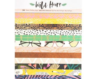 Wild heart by crate paper