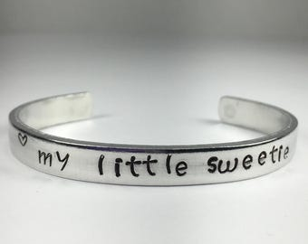 kids jewelry handcrafted bracelet perfect for Christmas