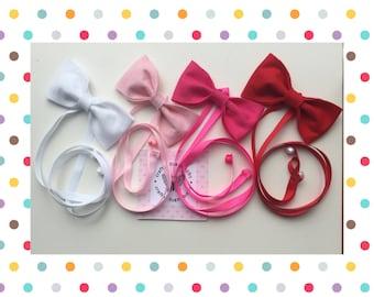 Bow holder, hair clip holder, hairbow holder, hair accessories holder, felt bow