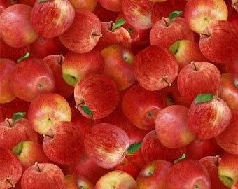 Tablier pomme - tout-petits & primaire