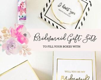 Bridesmaid Gift Sets (EB3190BPW)