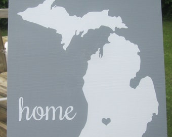 Home Sign - Can do any state
