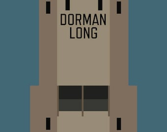 Dorman Long Art Print
