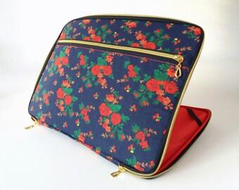 Macbook Case Flower Roses Laptop Case Macbook Pro 13 Case Laptop Sleeve 13 Macbook Air Case Laptop Bag Macbook Pro Case Macbook Pro 15 Case
