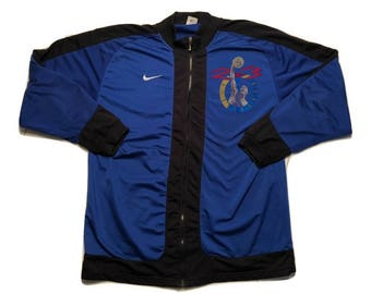 Nike Air Jordan Jacket Vintage Basketball Nba - Sz Xl