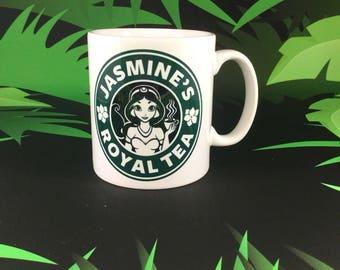 Jasmine's Royal Tea Mug